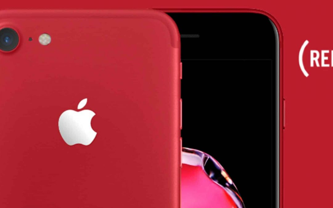 Apple Have Announced A RED Limited Edition iPhone