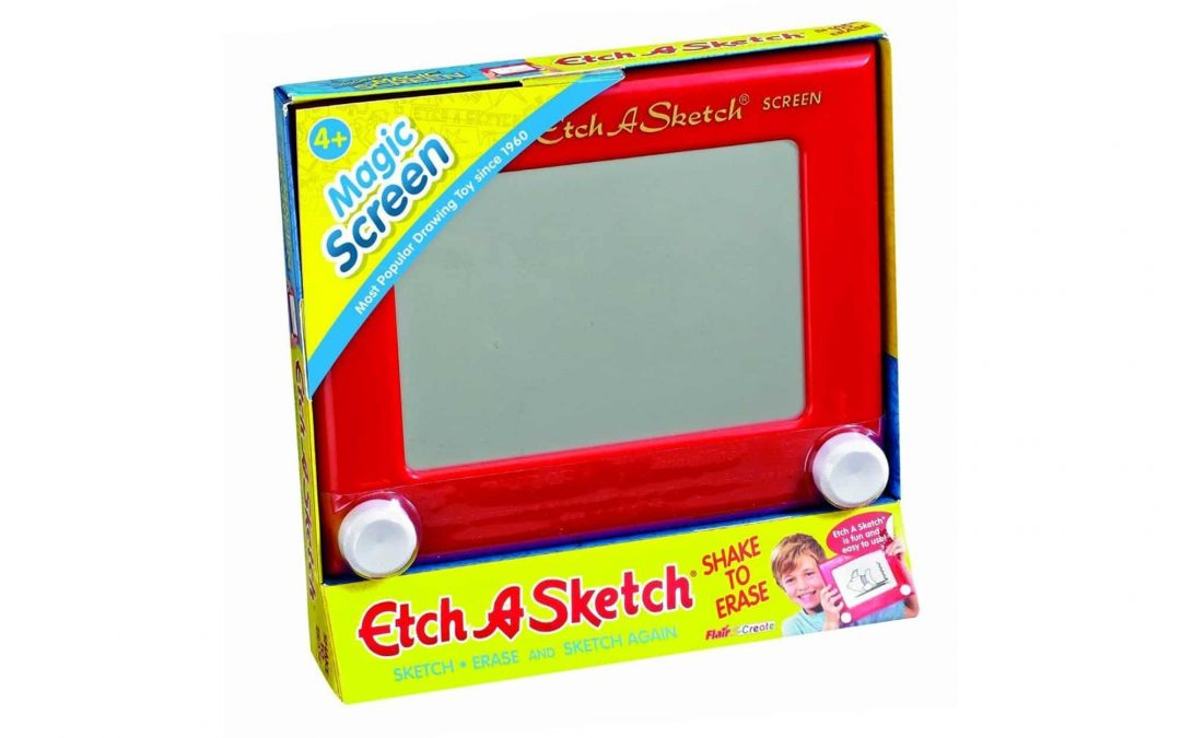 What's Really Inside An Etch-A-Sketch?