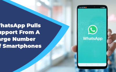 WhatsApp Pulls Support From A Large Number Of Smartphones